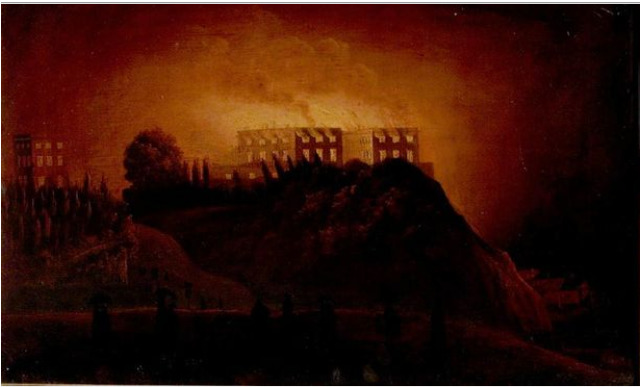 Reform Act Riots 1831