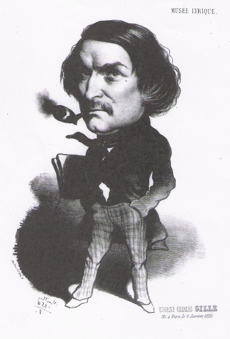 Charles Gille et la goguette des Animaux