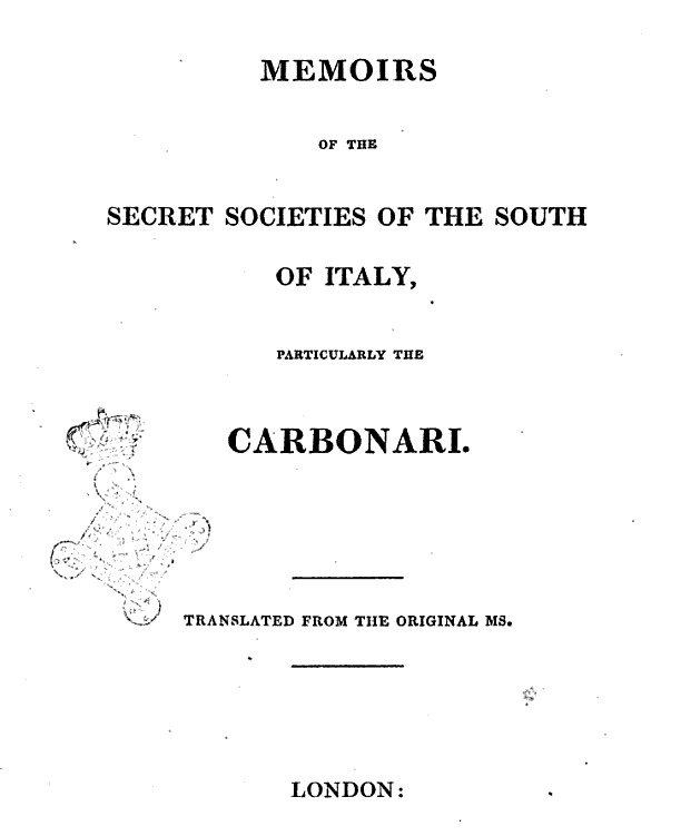 History of the carbonari 1821.png