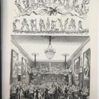 Leipziger Illustrierte Zeitung 1844 - 'Kölnischer Carneval'