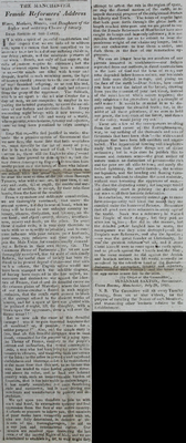 Article printed in the 'Manchester Observer', 31 July 1819 (catalogue reference HO 42:190 f.11)N.A..jpg