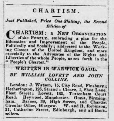 Chartism. A New Organisation of the People..png